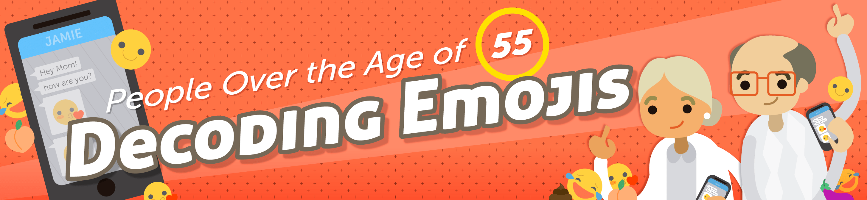 Interpreting Emojis - Do you know what the eggplant emoji means? Neither do these people.