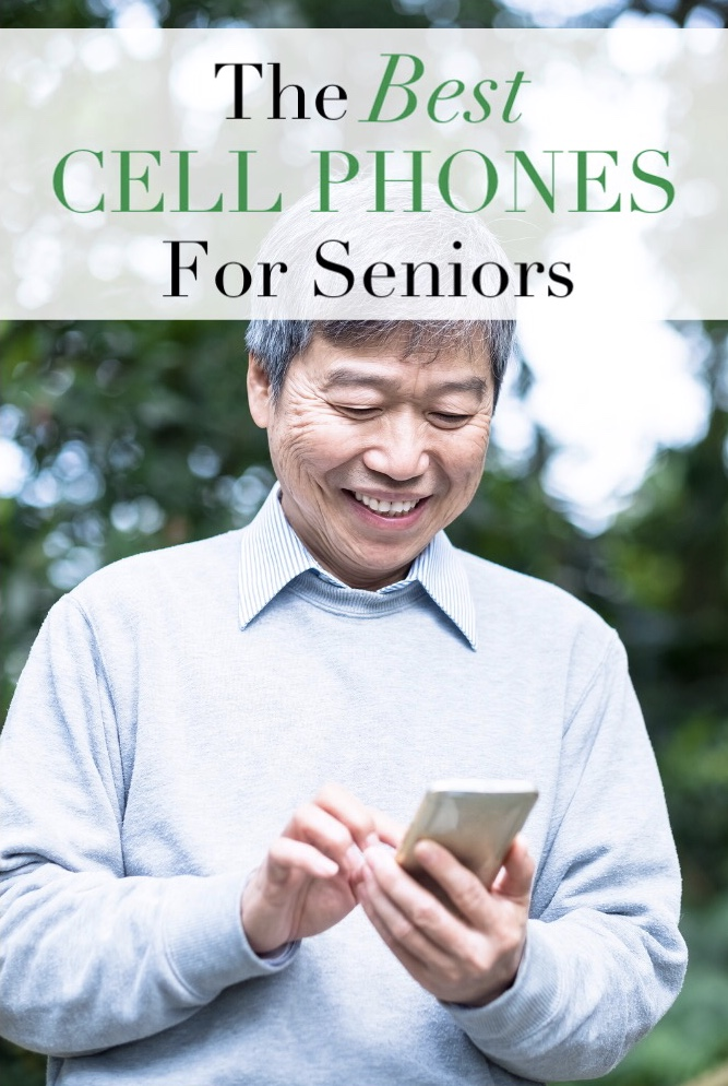 The Best Cell Phone for Seniors: Could It Be a Flip Phone?