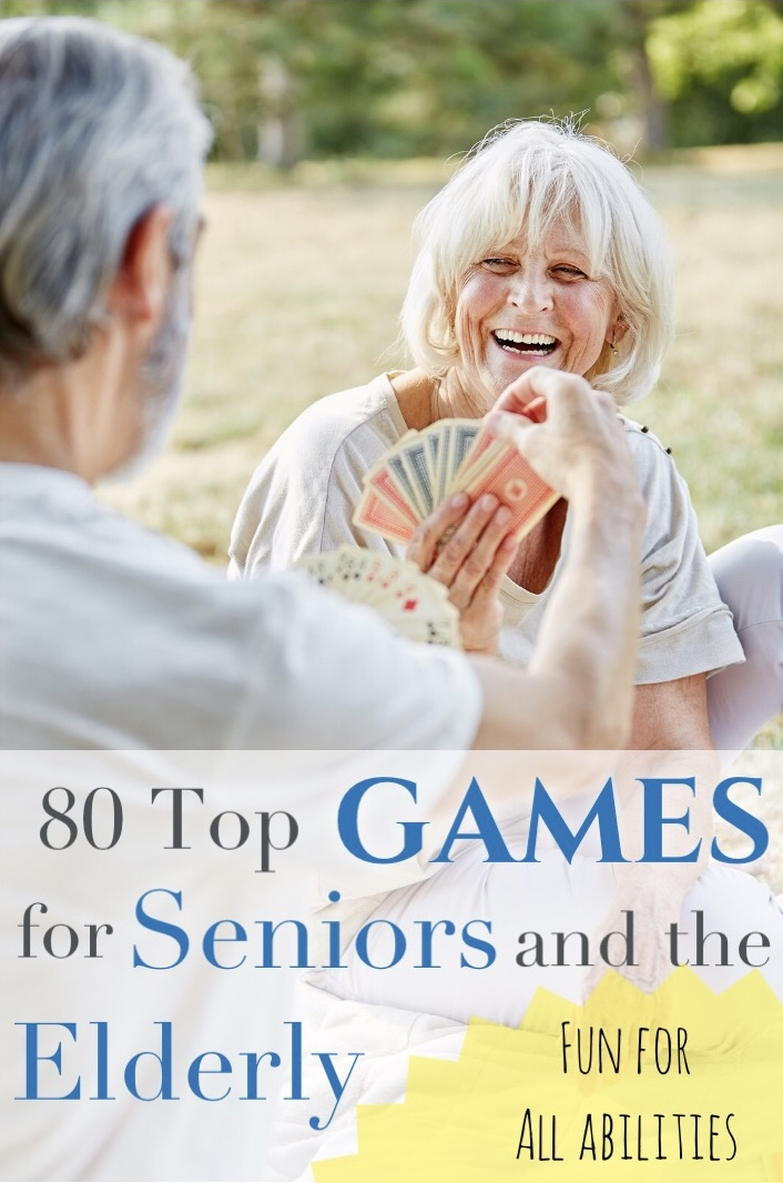 81 Top Games For Seniors And The Elderly Fun For All Abilities
