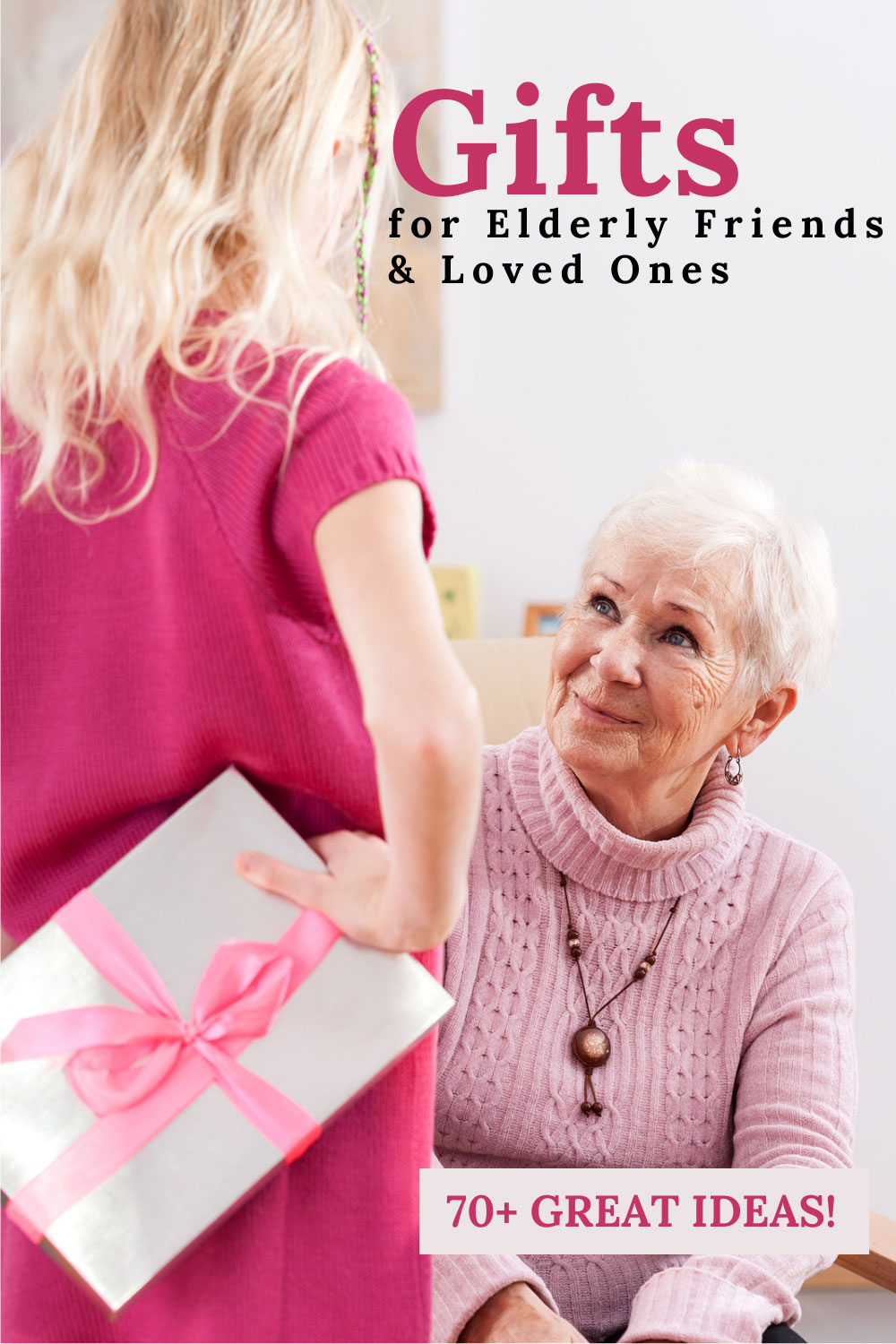 Gifts For Elderly Friends Loved Ones 74 Great Ideas