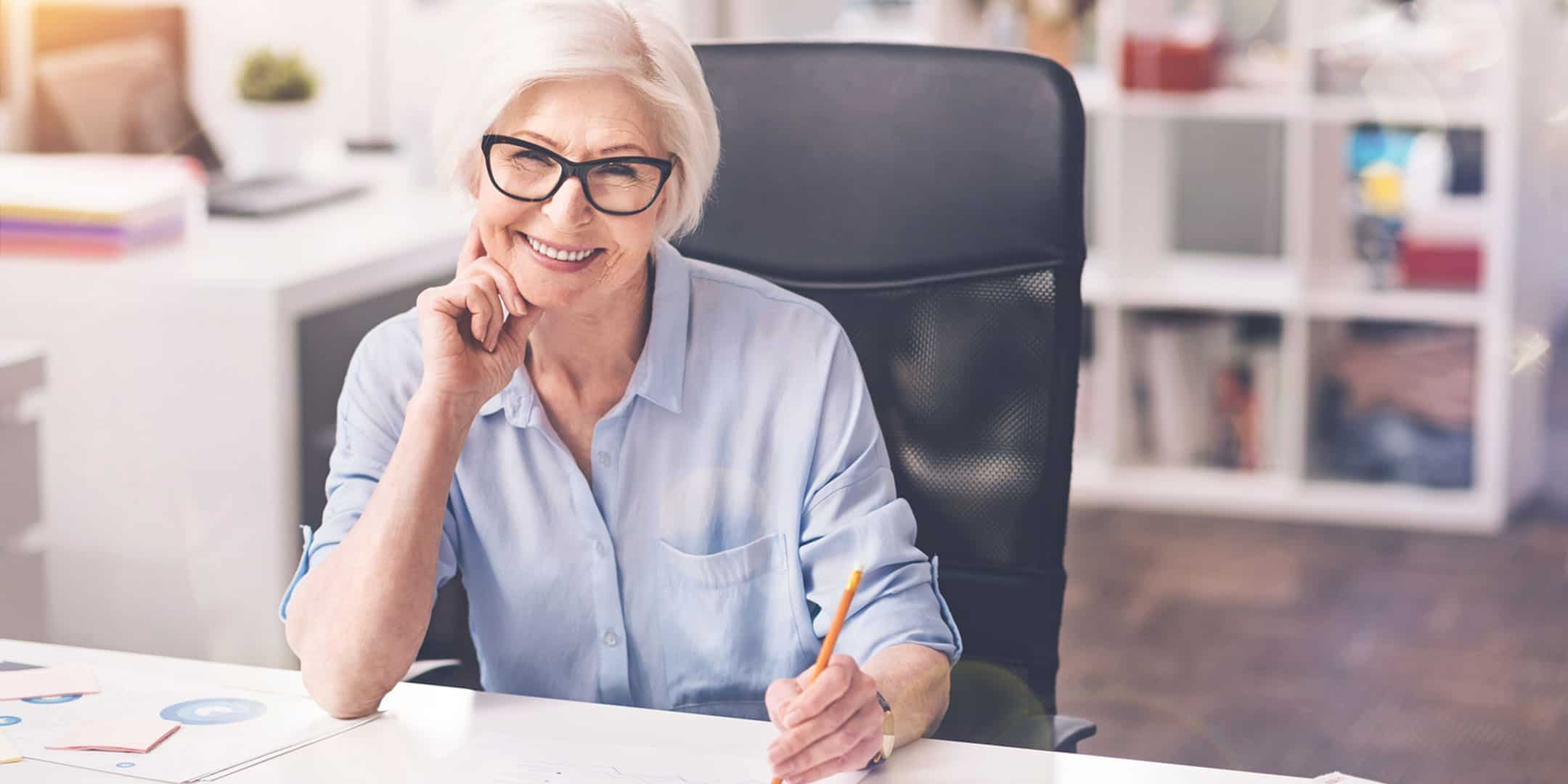 31 Good Jobs For Older People How Working Helps Seniors