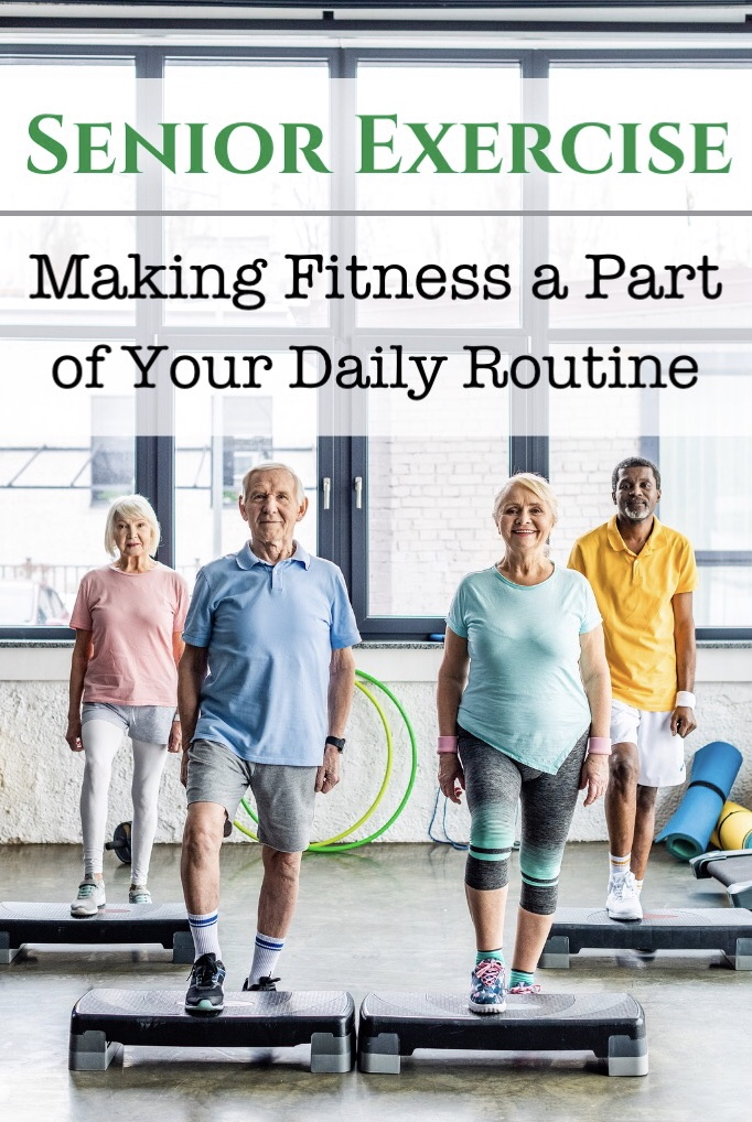 Find Senior Exercise Information, Routines, Videos, and Advice!