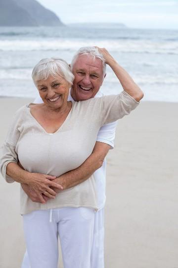 Senior sex partners